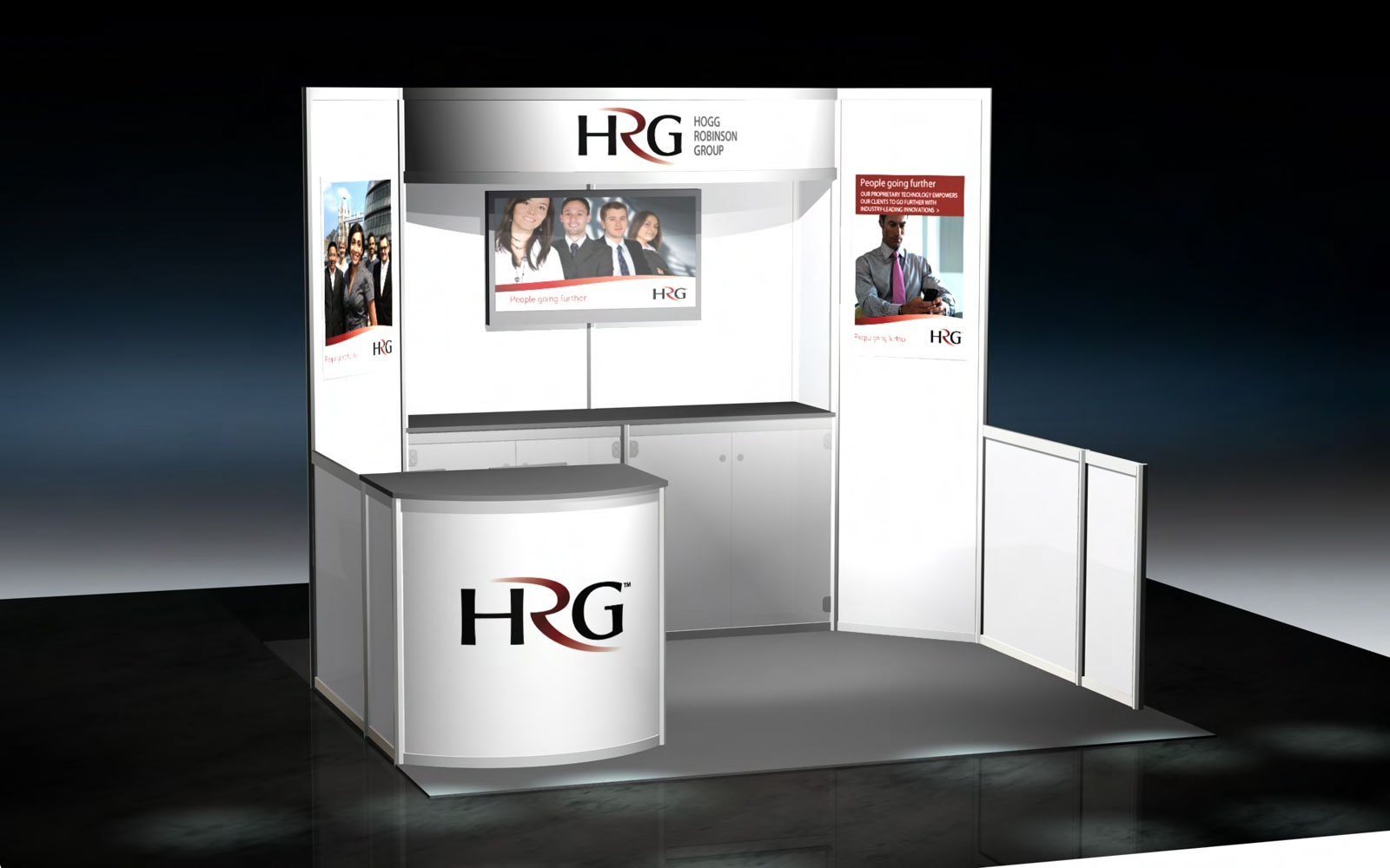 HRG Exhibit Inline