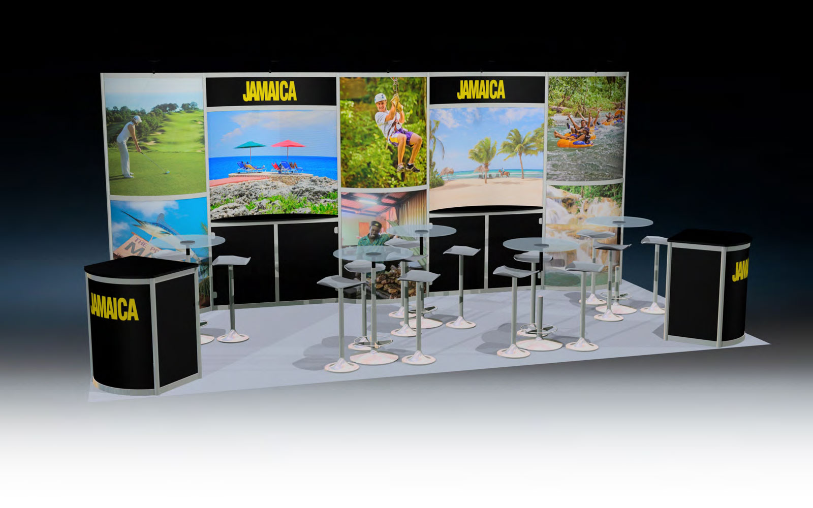 Jamaica Exhibit