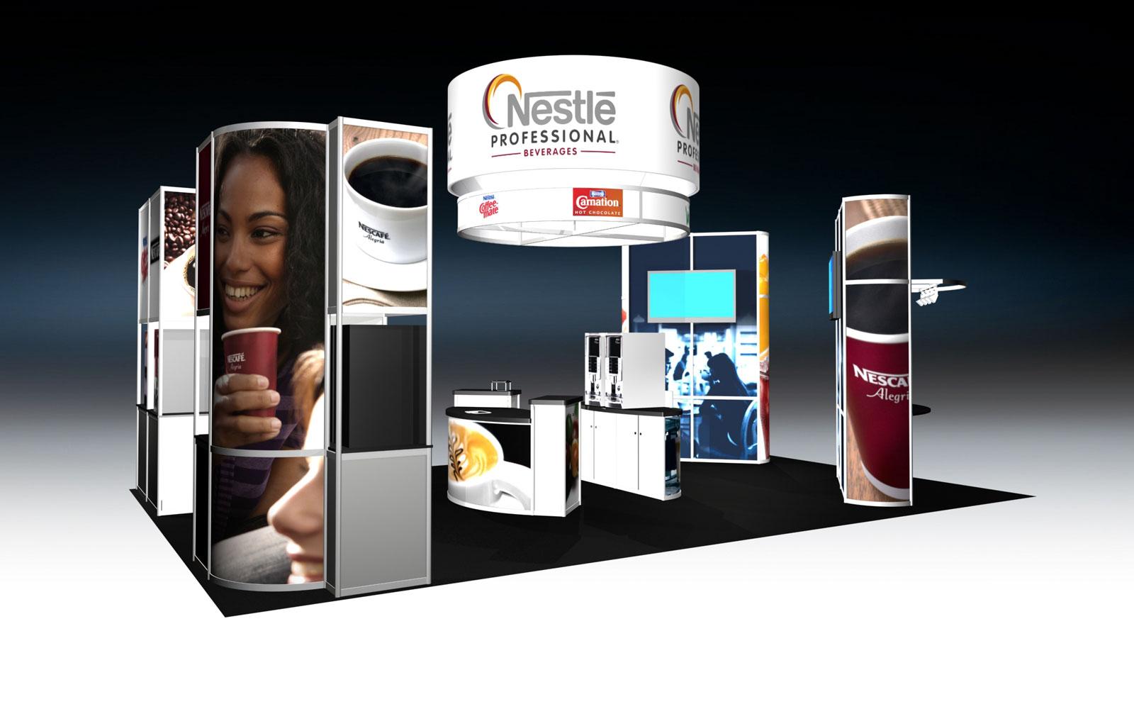 Nestlé Professional Beverages Exhibit